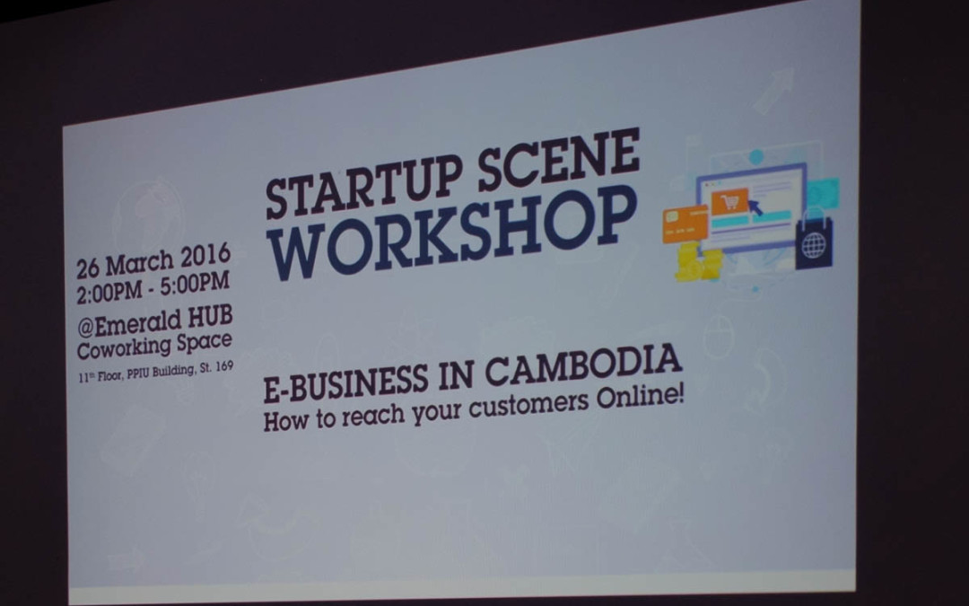 eCommerce and eBusiness in Cambodia